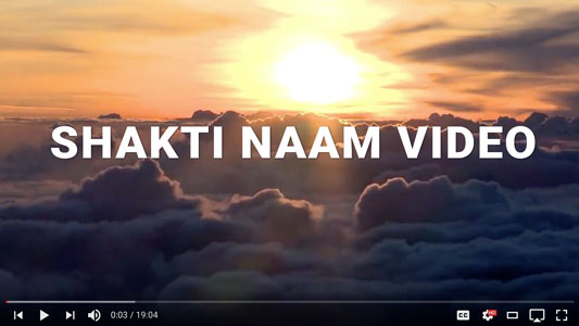 Shakti Naam Yoga Video Story