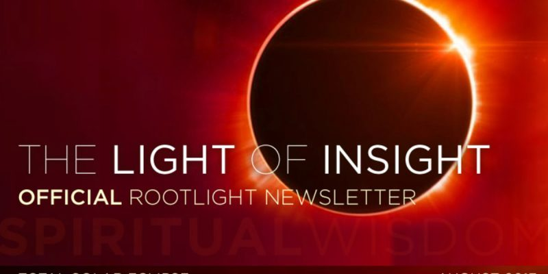 Light of Insight newsletter serie